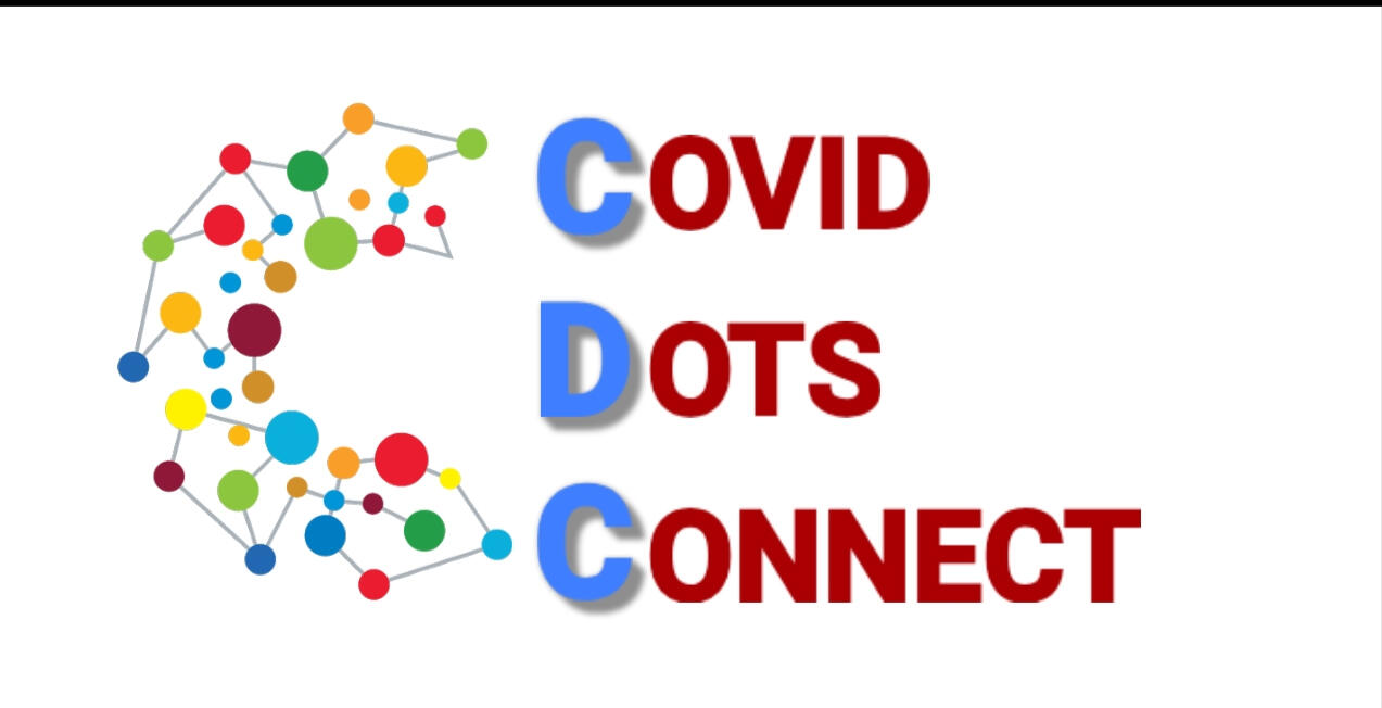 COVID DOTS CONNECT